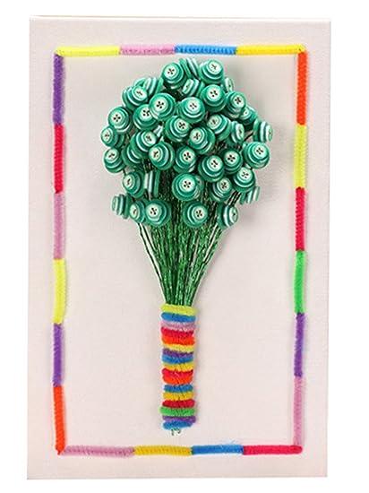 Amazon.com: Craft Picture Kit, Funpa Craft Kids Toy DIY ... on wood kitchen crafts, rustic kitchen crafts, country kitchen crafts, sewing kitchen crafts, primitive kitchen crafts, homemade kitchen crafts,