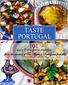 Easy Classic Recipes from Portugal Portuguese Cooking  ***Black and White Edition***