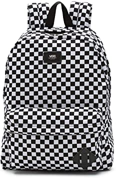 Vans Old Skool III Backpack (One_Size, Black White Checker Black)