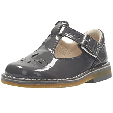 5d02891ad24 Clarks Yarn Weave Girls First T-Bar Shoes  Amazon.co.uk  Shoes   Bags