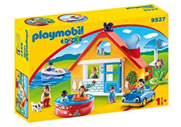 Playmobil Holiday Home 9527 Coloured