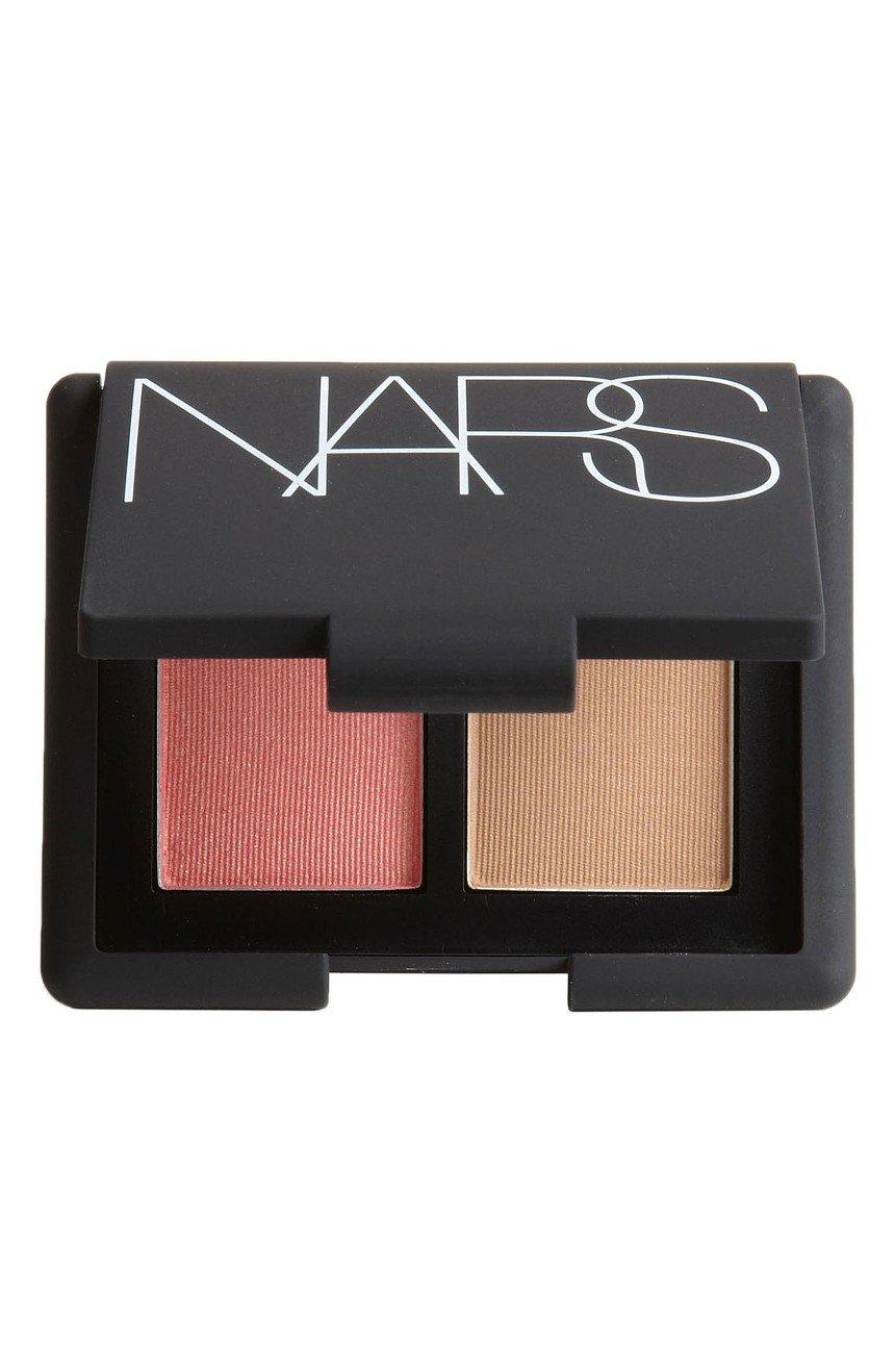 NARS Blush Bronzer Duo, Orgasm / Laguna Full Size 10.5 grams / 3.5 ounces