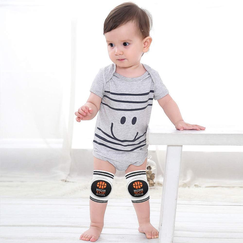 Chstarina Bambini Gattonare Ginocchiere Protezione Ginocchio per Neonati Strisciando Protettore di Sicurezza Strumenti per Ginocchiere per Infanti Neonati Strisciare Camminare 0 a 3 Anni