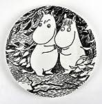Moomin MO985D Small Plate Oh darling!