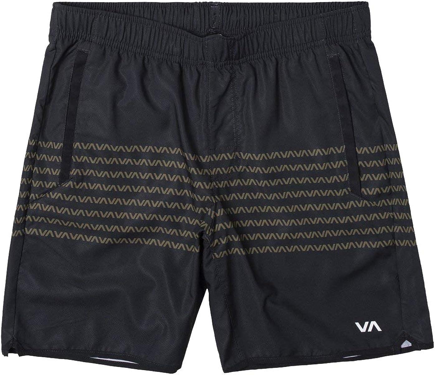 RVCA Men's Yogger Sport Short