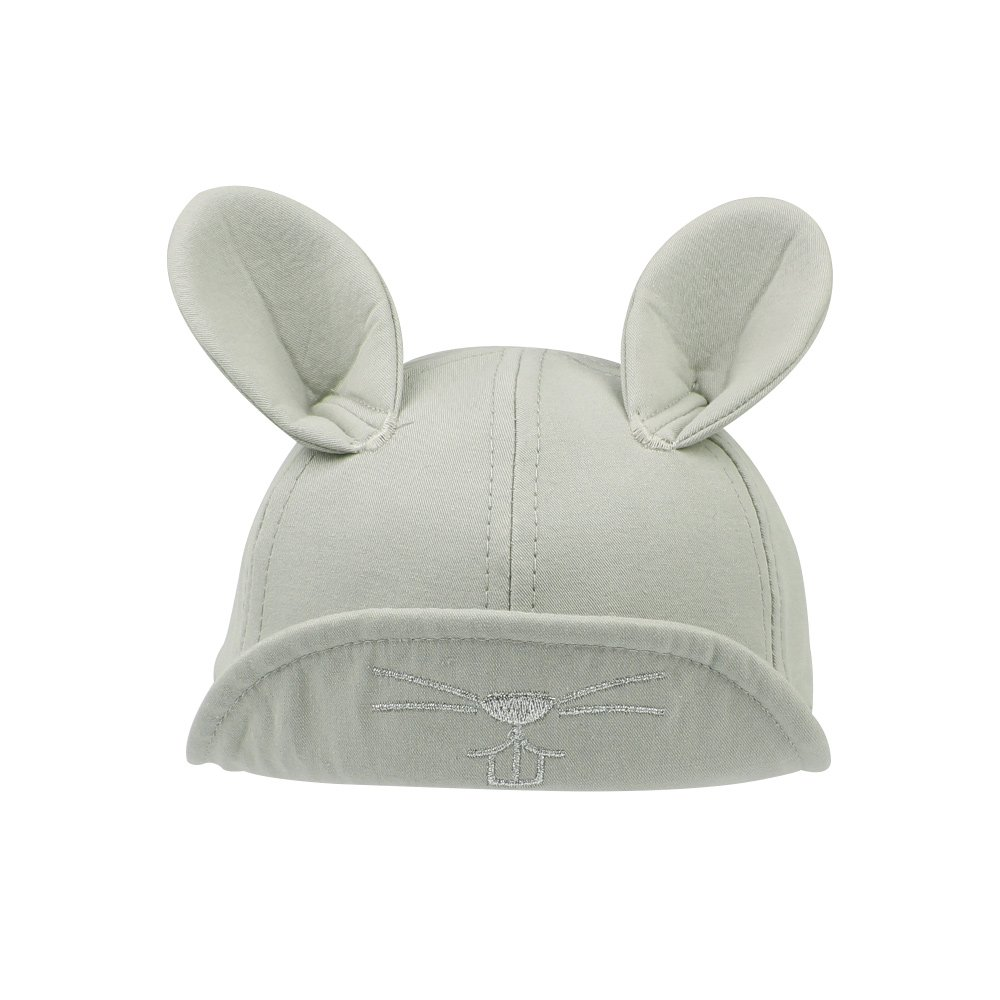 Iridescentlife HAT ベビーボーイズ B07BLNRCHC Ear Gray Ear Gray