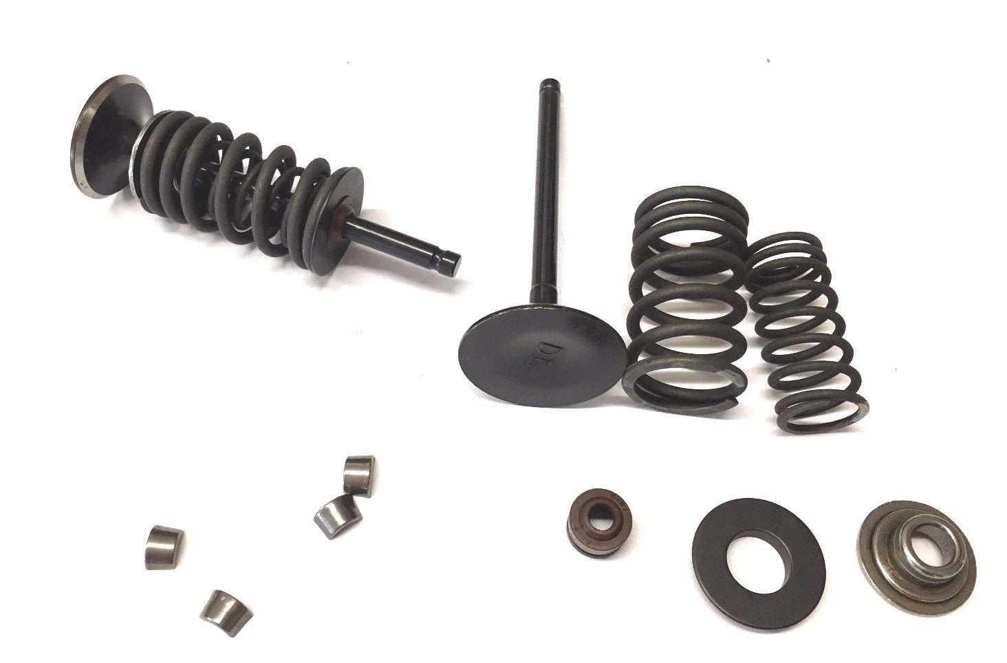 NEW VALVE ASSEMBLY 250CC WATER COOLED ATV GO KART MOPEDS SCOOTERS CF250