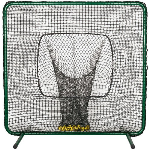 Atec Pitching Screen - ATEC 7-Feet Sq Batting Practice Screen