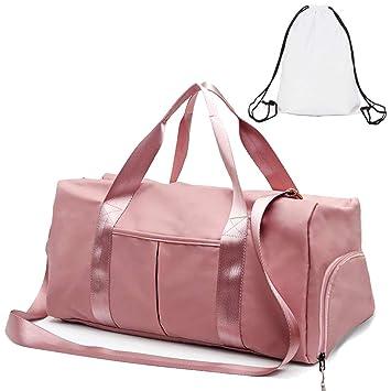 Amazon.com: Bolsa de gimnasio para mujer, bolsa de gimnasio ...