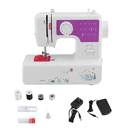 Amazon Portable Sewing Machine Waterchestnut Automatic Heavy New White Heavy Duty Sewing Machine