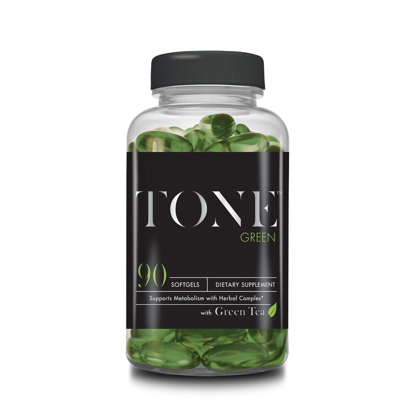 Complete Nutrition Tone Green* Supports Metabolism with Herbal Complex (90 Capsules) by Complete Nutrition