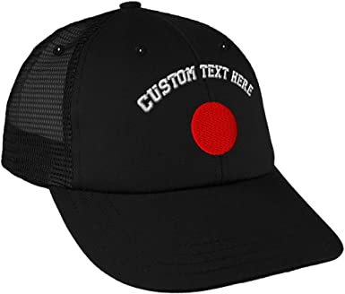 Custom Snapback Hats for Men /& Women Key and Red Tag Embroidery Cotton Snapback