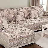 European Style Sofa Pad/Fabric Seat Cushion /Four Seasons Common Sofa Towel/Anti-skidding ,Living Room,Wood Sofa Towel-F