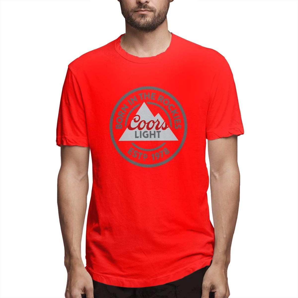 Glkanq S Coort Light Sports Ness Tshirt Leisure Fashion With Appropriate Short Sleeve Shir