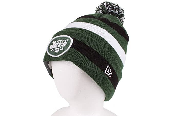 7f85b7b15bf7d1 Amazon.com : NFL New York Jets Sport Knit Hat : Sports Fan Beanies :  Clothing