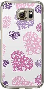 Loud Universe Samsung Galaxy S6 Love Valentine Printing Files A Valentine 121 Printed Transparent Edge Case - Multi Color