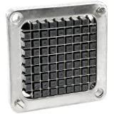 """WYZworks Replacement 3/8"""" Blade Assembly and Pusher Block for Commercial French Fry Cutter"""