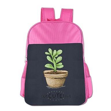 Amazon Com Dgyeg44 Succutelent Cute Backpack School Bag Bookbag