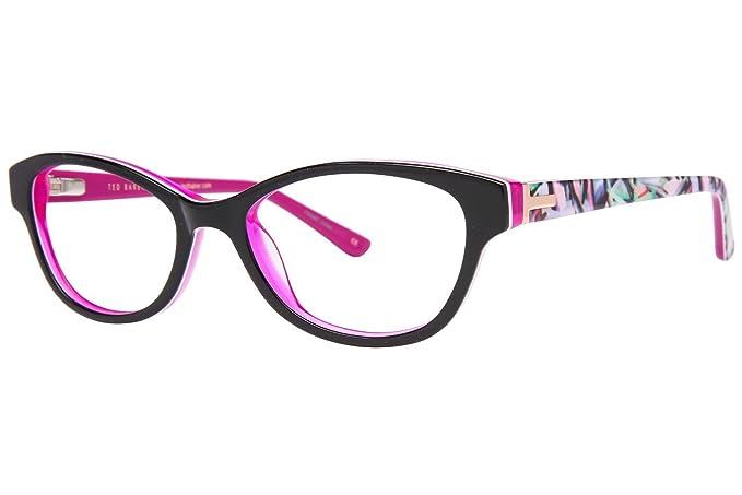 9fe1a042c Ted Baker B942 Childrens Eyeglass Frames - Black  Amazon.ca ...
