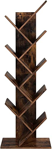 Cheap VASAGLE Tree Bookshelf modern bookcase for sale