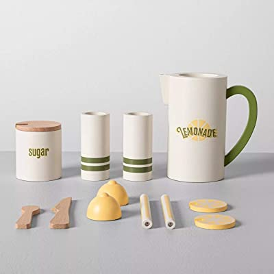 Hearth & Hand with Magnolia Toy Lemonade Set: Toys & Games