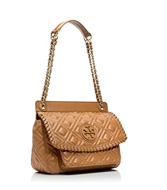 cd313e04ad78 Amazon.com  Tory Burch Marion Quilted Small Shoulder Bag