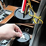 Aumo-mate Cup Holder Glove Box /Car Mini Trash Bin / Car Trash Can /Auto Holder Cap Mounts