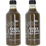 Trader Joe's Green Dragon Hot Sauce Bundle (2 Pack)