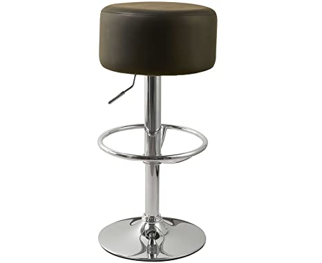Capri cucina sgabello da bar colazione sedia regolabile girevole in