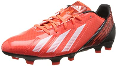 adidas F10 Trx Fg, Chaussures de football homme, Rouge - Rot (Infrared/