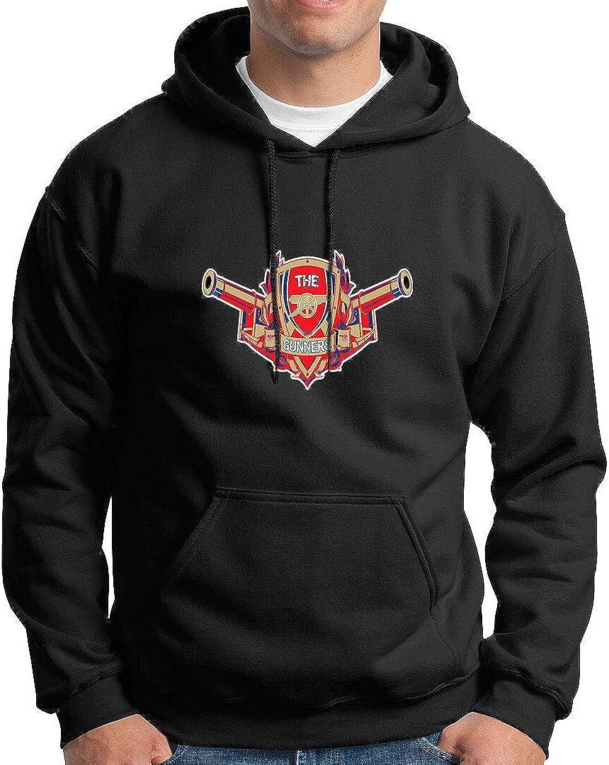 Arsenal Football Hoodie The Gunners Sweatshirt Mens Boys Girls Printed Tee