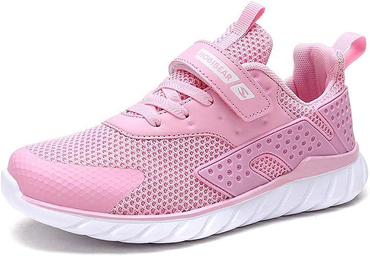 Deportivas Zapatos de Running Niña 28 Zapatillas de Niños ...