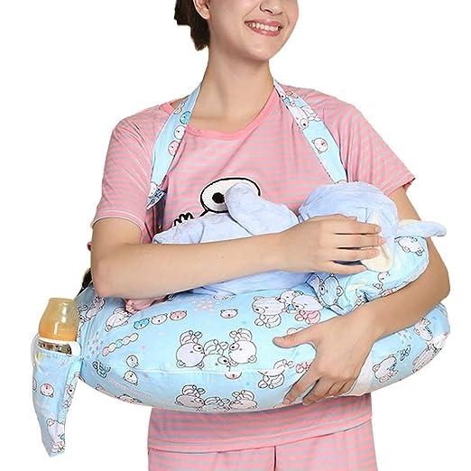 JUAN Pillow Almohada de Lactancia Bebé de Uso múltiple ...
