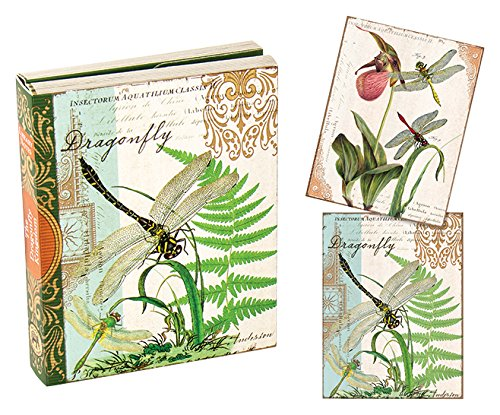 Dragonfly Card Designs - 3