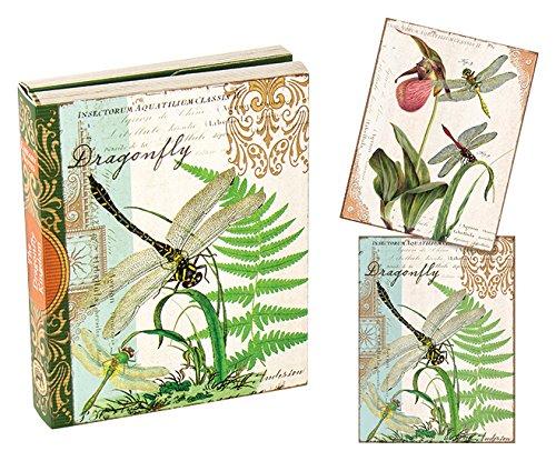 Dragonfly Card Designs - 1