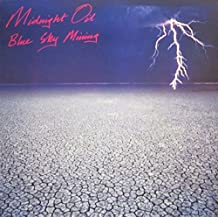Midnight Oil - Blue Sky Mining - CBS - 465653 1