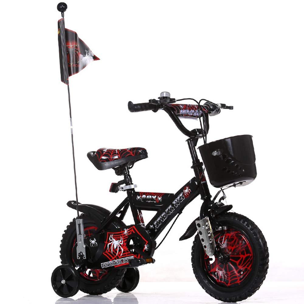 WWWNYY Bébé pédale vélo, garçon de vélo 2-3-4-6-7-8-9-10 Ans Fille étudiante Neutre,4,12