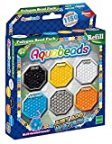 Aquabeads 30048 Polygon Refill Beads - Multi-Color