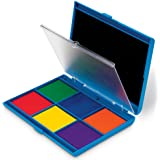 Learning Resources 7-Color Washable Ink Stamp Pad