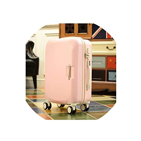 Amazon.com | Fashion Wheels Suitcases And Travel Bags Valise ...