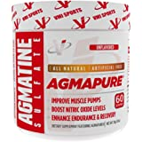 VMI Sports VMI Sports AGMAPURE Pure AGMATINE SULFATE Better Pumps & Enhanced Endurance Workouts