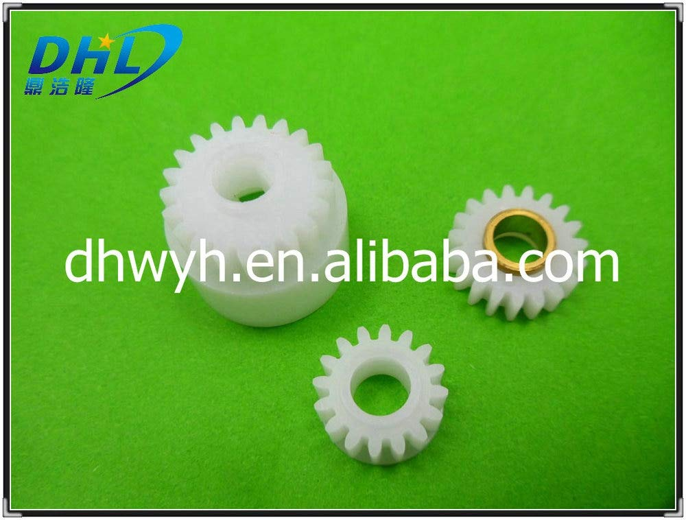 Printer Parts 21T Developer Gear Developer Idle Gear 19T 16T DMX Gear for Sharp AR5516 AR3818S AR4818 AR3020D AR4020D