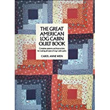 Great Amer Log Cabin Quilt