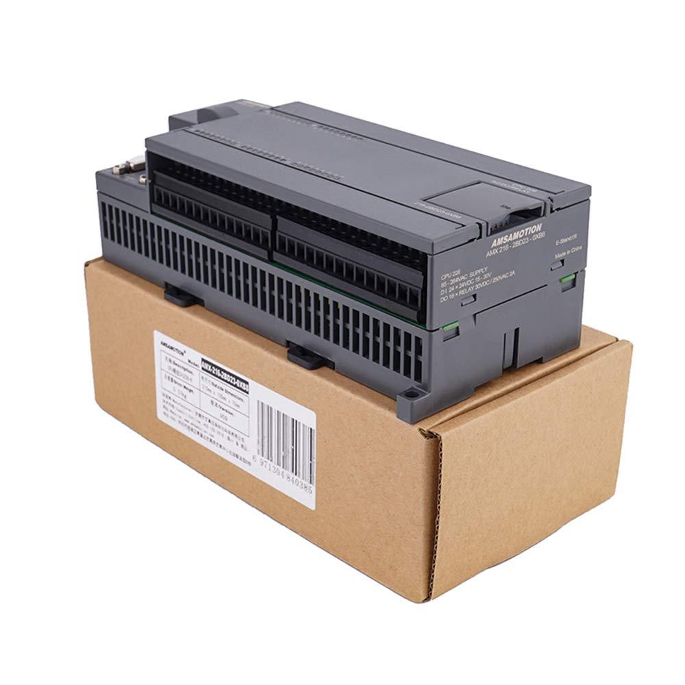 1 paquete CPU226 6ES7 216-2BD23-0XB8 Rel/é PLC 24I//16O compatible con S7-200 PLC