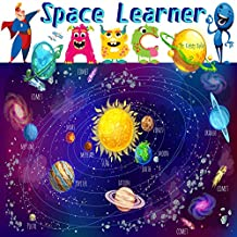 Space Learner ABC's Book (Book 1: A-H): Kids ABC books | Beginner Readers books | Literature & fiction kids books | Children's ebooks |  | Kids kindle ... books (Space Learner ABC's Book 1: A-H)