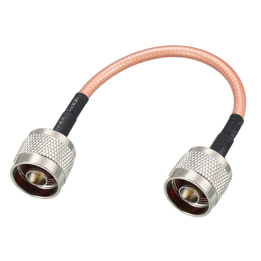 6 feet RG142 N Male to N Female Bulkhead RF Coaxial Cable