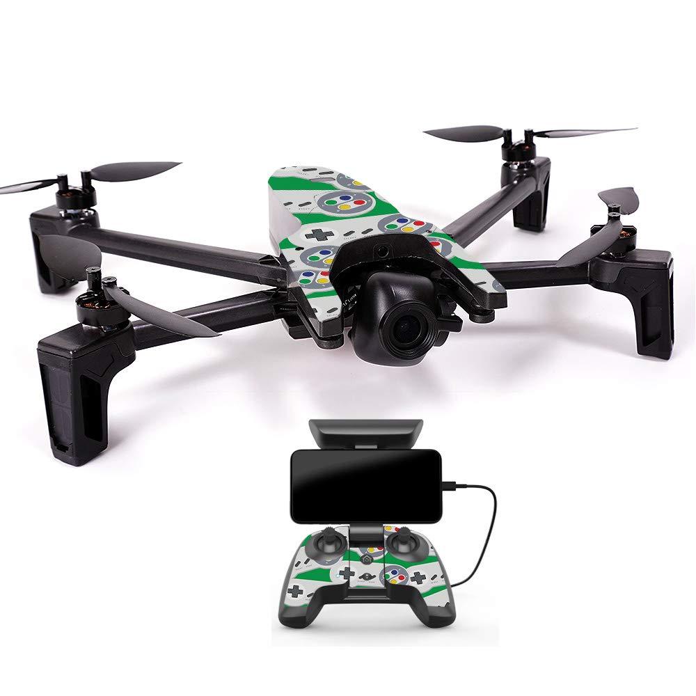 最上の品質な MightySkins スキンデカール PAANABAT-Why ラップ Parrot Anafi 1 ドローン用 ステッカー アニメファン, 3 Coverage|Retro pack Of Battery Skin Only, PAANABAT-Why So Serious B07H7R5MVD Minimal Drone & Controller Coverage|Retro Controllers 1 Retro Controllers 1 Minimal Drone & Controller Coverage, カバンの店 東西南北屋:6deb7540 --- rsctarapur.com