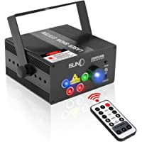 Suny RGB LED Laser Light Projector with Remote