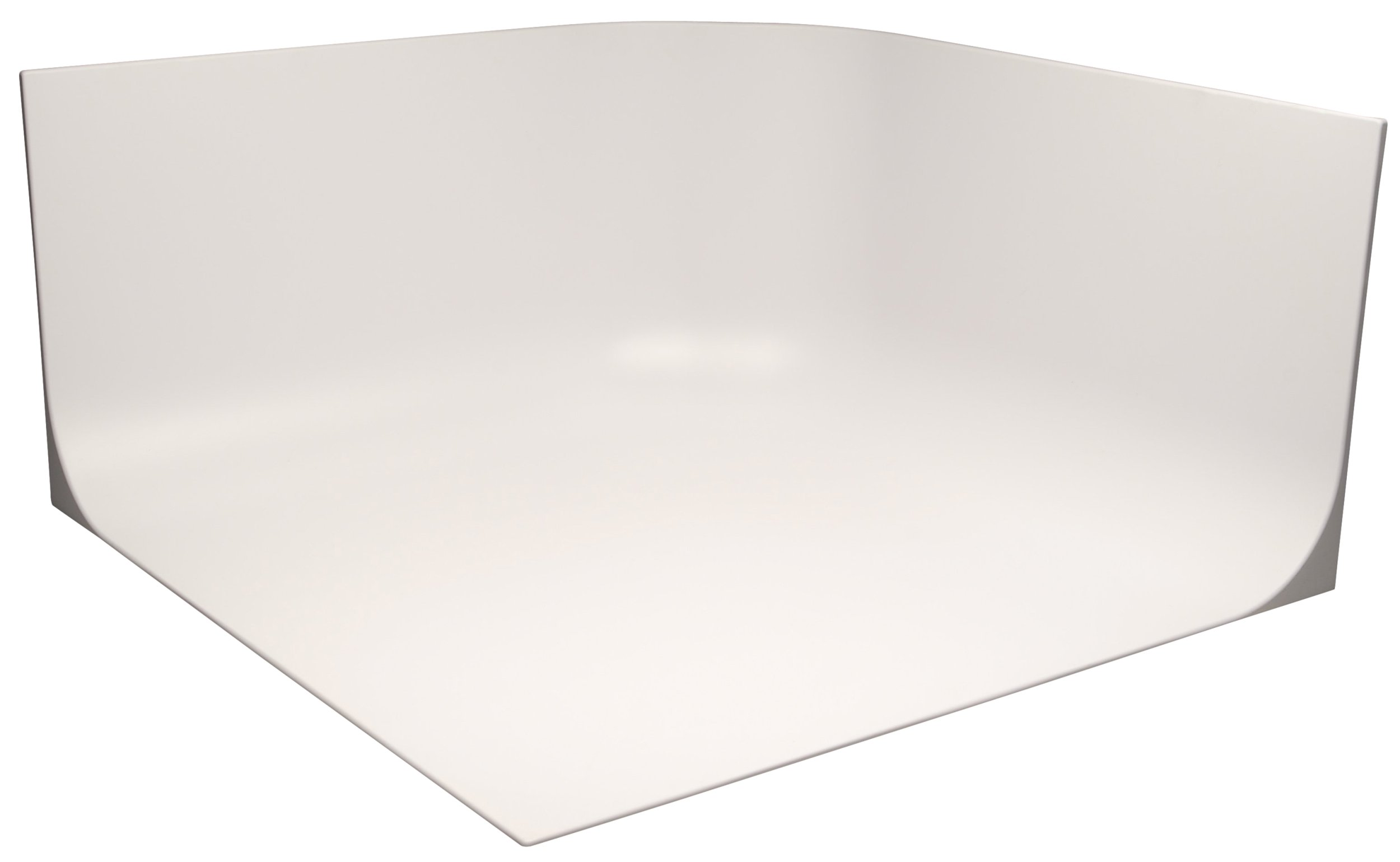 MyStudio MS32CYC Professional Table Top Photo Studio Seamless Photo Cyc Background for Product Photography, 32''x 32''x 16'' by MyStudio