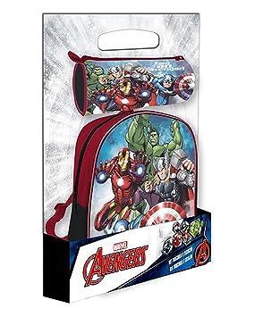 Disney – Mochila Avengers + Estuche Offerte, ast4372